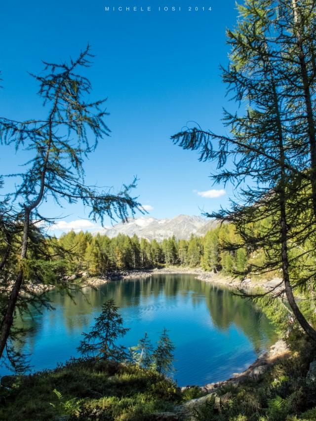 Lago Azzurro Matrimonio : Immagina la valchiavenna lago azzurro settembrino