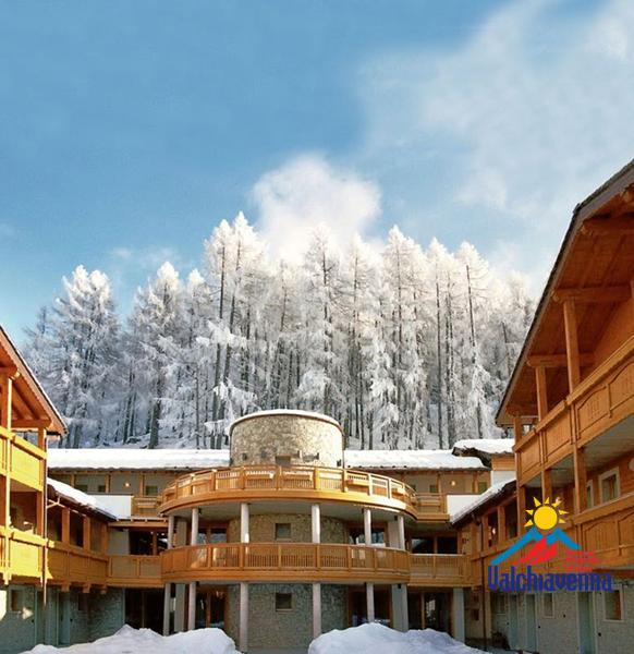Boskone suite hotel di madesimo webcam